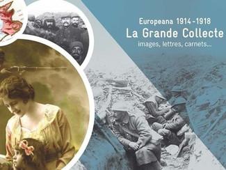 Europeana : Préparation de Commémoration
