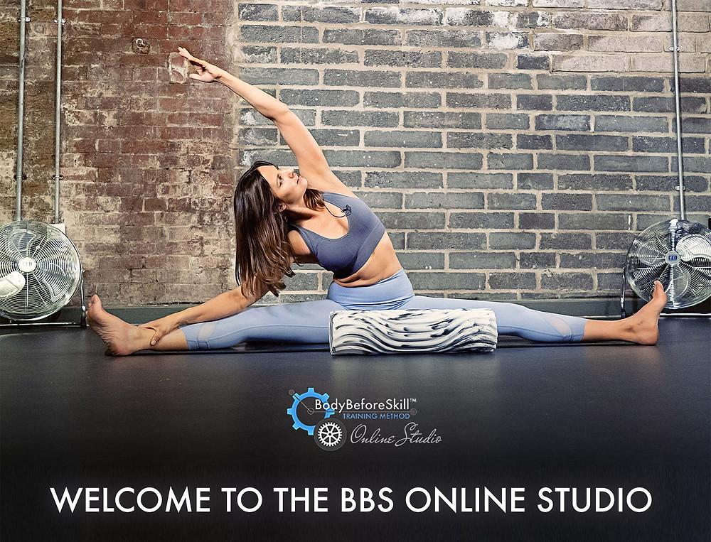 BBS Online Studio Fitness Classes