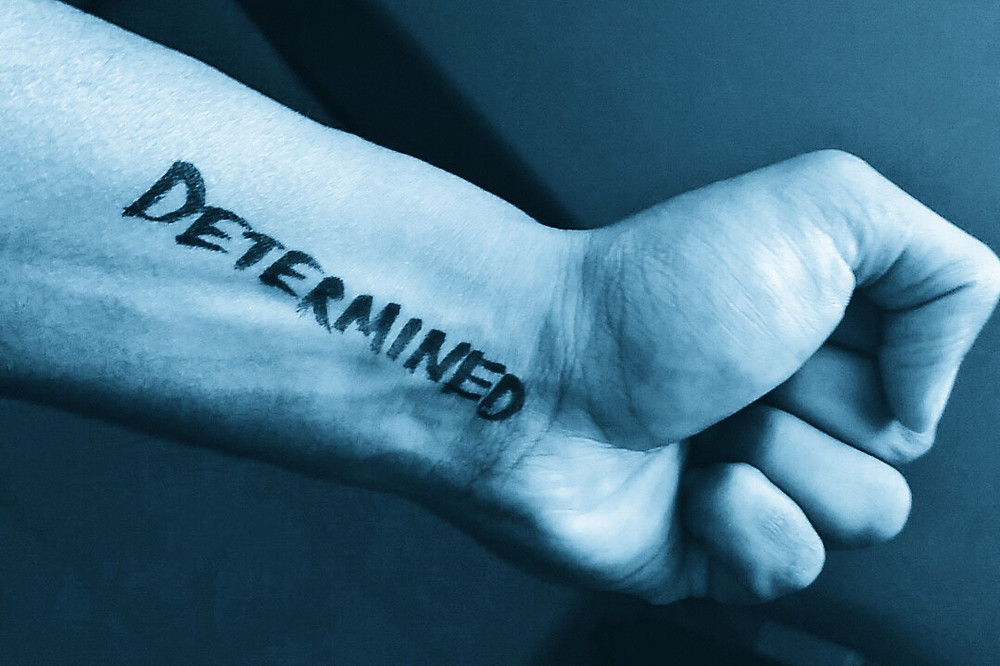 determined to succeed tumbling