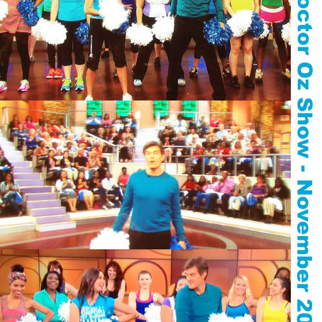 CHEER PRO DANCE FITNESS ON DR.OZ