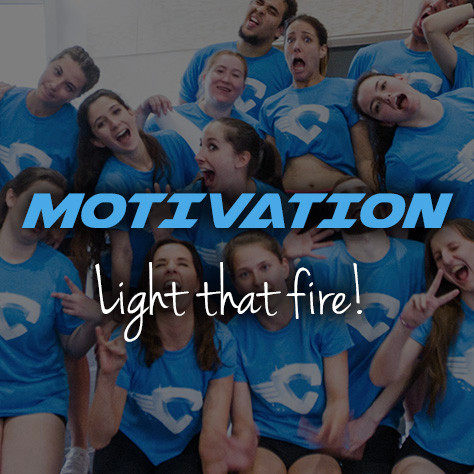 Cheerleading motivation