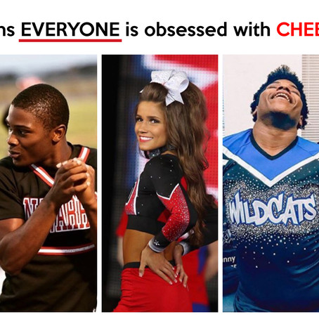 CHEER! ON NETFLIX: TOP 10 THINGS AUDIENCES LOVED