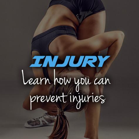 Cheerleading injuries