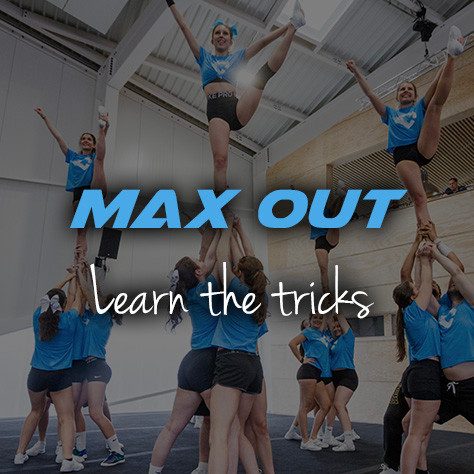 Cheerleading max out