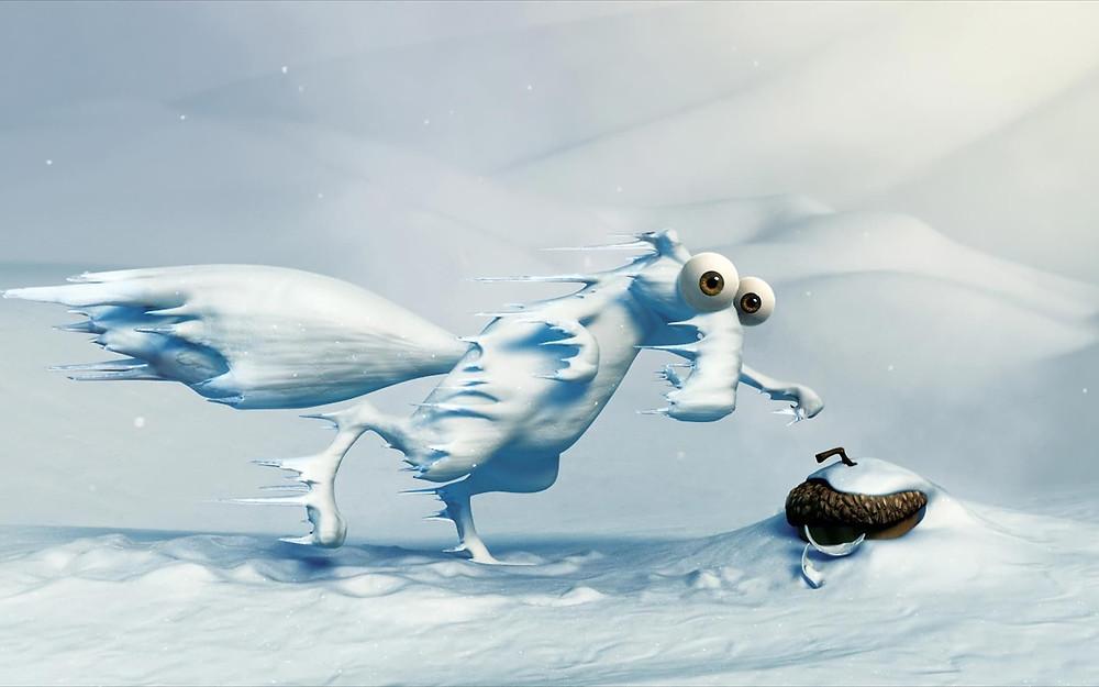 Scrat Ice Age