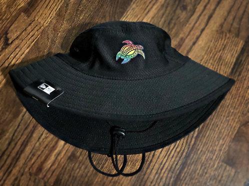 Rainbow Honu Bucket Hat