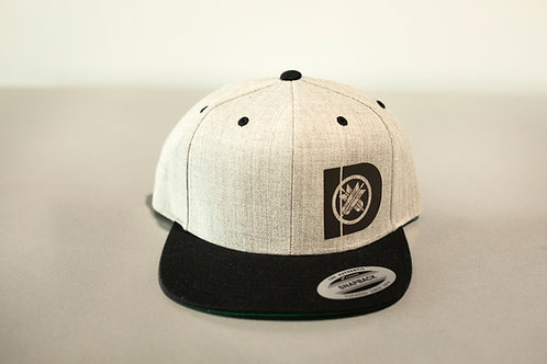 Iron Dynasty Snapback Hat