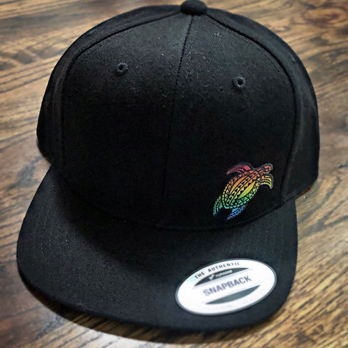 Rainbow Honu Hat