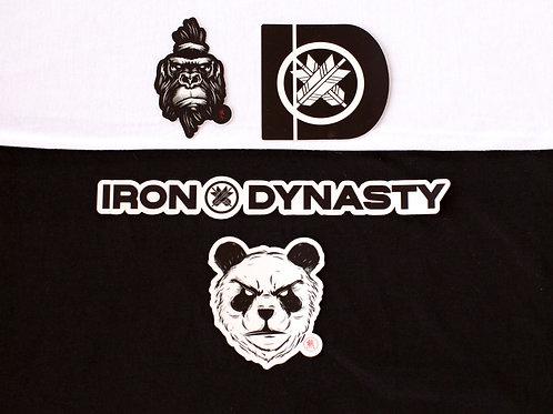 Iron Dynasty Stickers