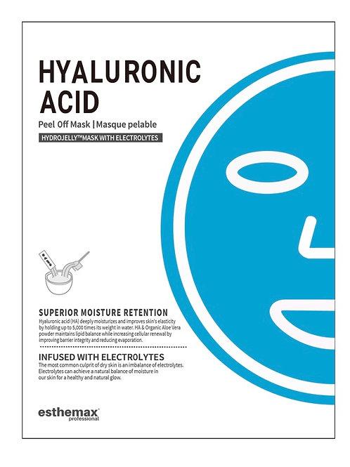 Hyaluronic Acid Hydrojelly Mask
