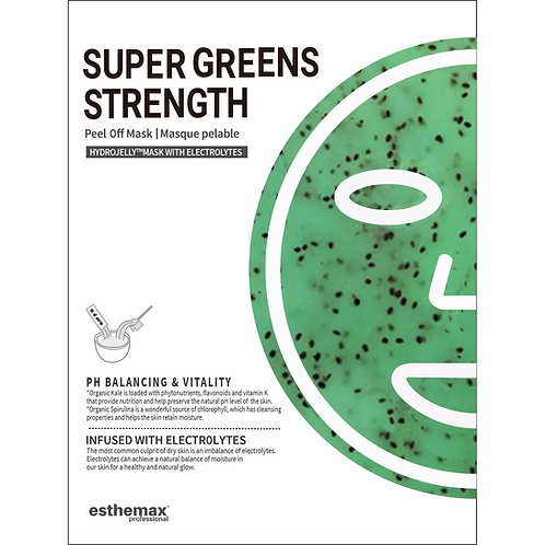 HydroJelly Super Greens Strength