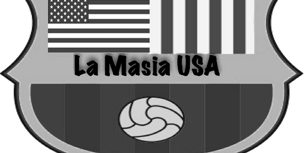 La Masia USA 2011 Thru 2014 Boys & Girls
