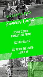 SKILLS CAMP 8-13-2019  8-15-2019 Time- 1