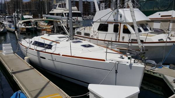 3 Hour Charter on S.V Sail La Vie