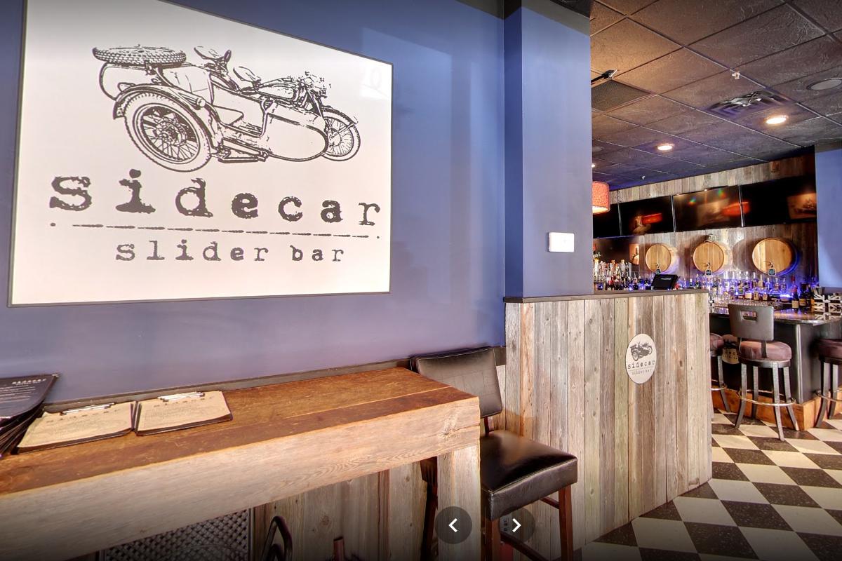 Sidecar Slider Bar - Birmingham, MI