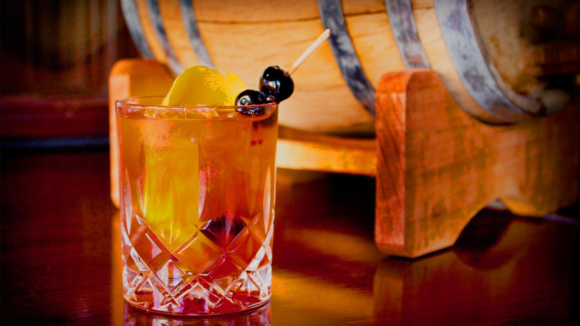 Sidecar Slider Bar Old Fashioned