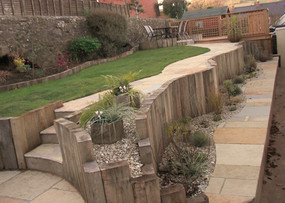 Tiered Garden Project