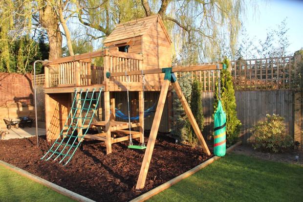 Bespoke treehouse - Surrey