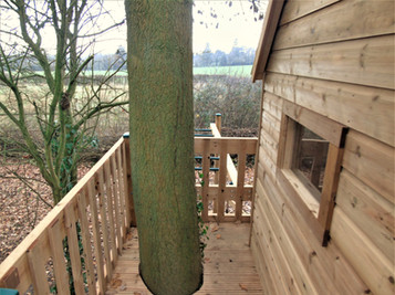 Treehouse Balcony