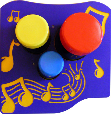 Drum Play Panel