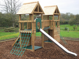 Butleigh Village Play Tower