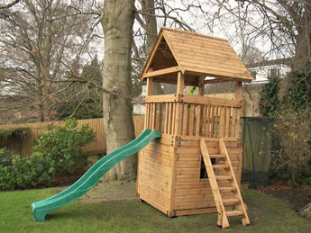 Bespoke Play Tower - Bath