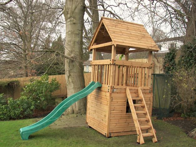 Bespoke Play Tower - Bath