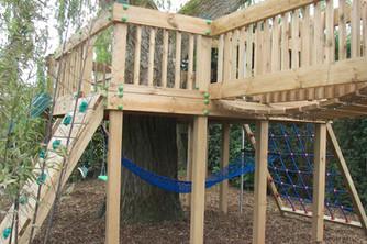 Play Tower - Surrey - Hammock
