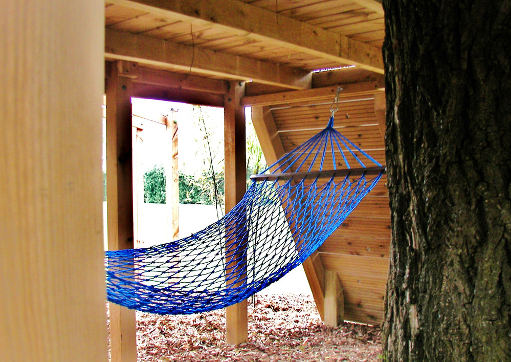Play Tower - Surrey - A Quiet Shady Place