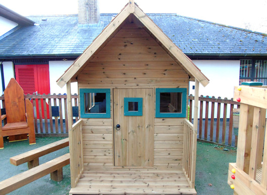 Milverton Pre-School - Play House