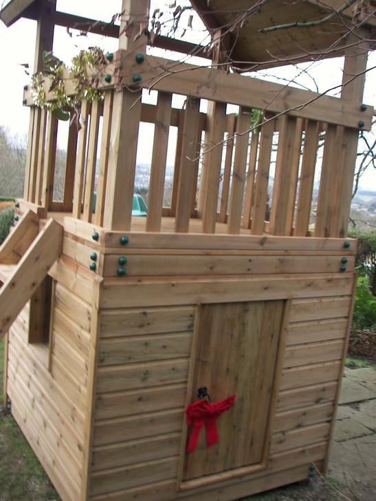 Christmas Play Tower