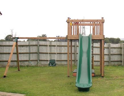 Play tower - Taunton, Somerset