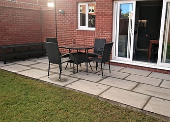 Patio Using Large Oblong Slabs.JPG