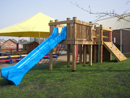 Bowhill Primary School - Play Tower