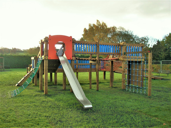 Commercial Multi Play Tower