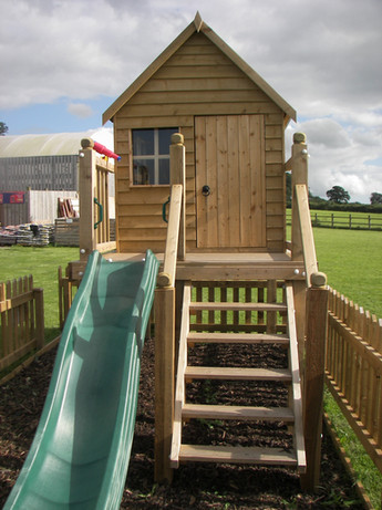 Play Tower With Play House