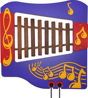 Xylophone Play Panel