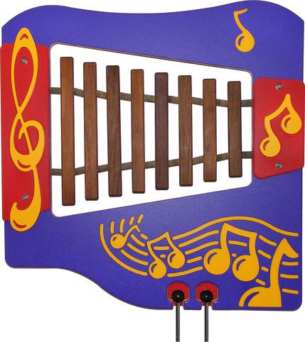 Xylophone Play Panel