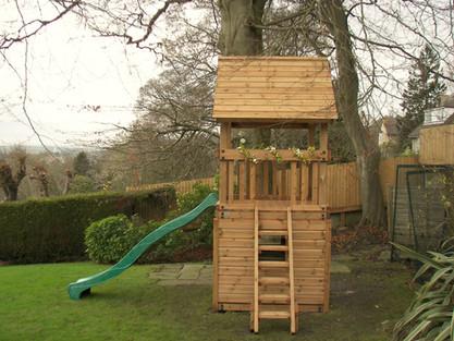 Play Tower For Christmas