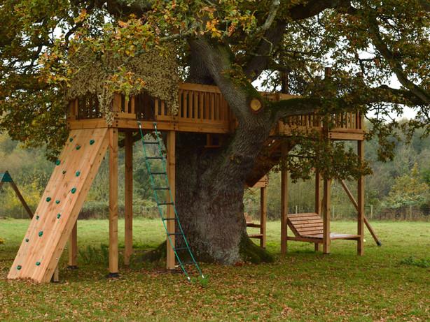 Treehouse - Somerset 2015