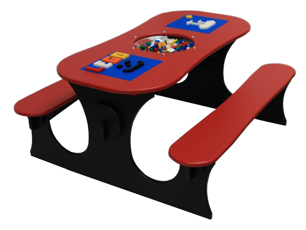 Lego Picnic Bench