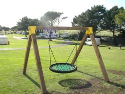 Commercial Birds Nest Swing