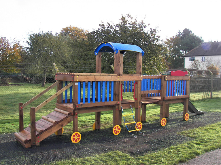 Williton Recreation Ground - Train