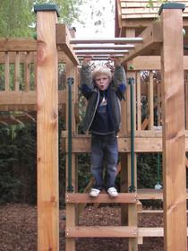 Play Tower - Surrey - Monkey Bars