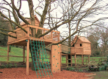 Treehouses - Somerset