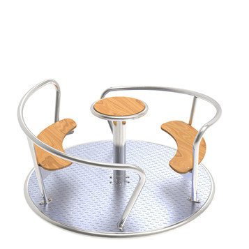 Stainless Steel Roundabout