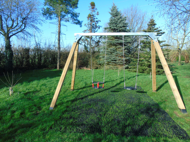 Commercial Swing Set