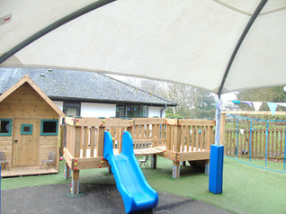 Play House & Low Level Play Tower