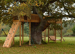 Bespoke Treehouses & Play Towers