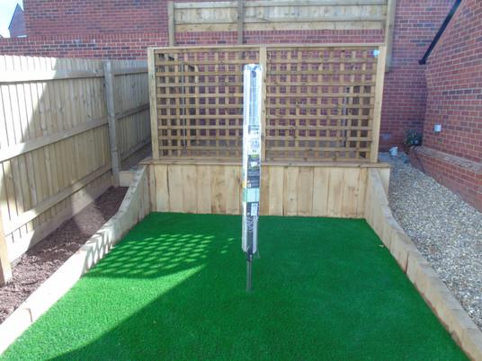 Artificial Lawn Wellington